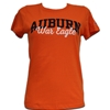 War Eagle Script Scooped Neck Tee