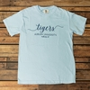 Comfort Colors War Eagle Script Tee