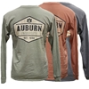 Vintage Back Label  Auburn University Tee