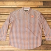 Gingham Plaid Longsleeve Wingshooter