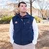 Drake Full Zip Fleece Vest