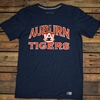 Auburn Arch AU Interlock Distressed Tee