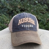 Brown Bill Auburn Tigers Cap