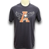 '47 Brand Super Rival Distressed Eagle Through A Tee