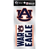 Decal Set, War Eagle & AU