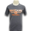 Comfort Colors War Damn Football Tee