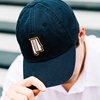 State Logo Power Stripe Navy Cap