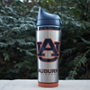 Auburn Tigers Stainless Steel Water Bottle