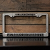 AU War Eagle License Frame