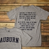 Auburn Ever to Conquer Tee