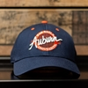 Auburn Retro Circle Navy Cap