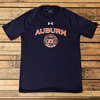 Auburn Arch Over Seal Under Armour Tee