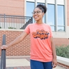 War Eagle Vintage Orange Tee