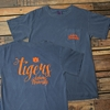 Auburn University Script Comfort Colors Tee