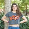 War Eagle Good Vibes Crop Top