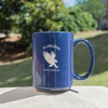 AU War Eagle Navy Mug