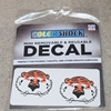 Mini Aubie Head Decal