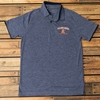 Auburn Arch Eagle Through A Men's Polo