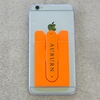 Auburn Orange Phone Wallet with Stand