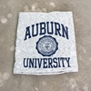 Auburn Seal Salt & Pepper Sweatshirt Blanket