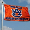 War Eagle Orange 3 X 5 Flag