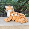 Tiger Mom & Cub Stuffed Animal