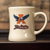 Eagle Through A Leaping Tiger Mug