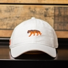 CAP WALKING TIGER AU INTERLOCK UNSTRUCTURED FIT THE GAME
