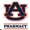 AU Pharmacy Decal