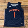 Auburn #1 Youth Basketball Jersey
