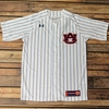 JERSEY BASEBALL PINSTRIPE AUBURN UNDER ARMOUR