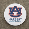 Harbert College of Business Coasters Set of 2