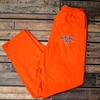 Auburn Arch Open Bottom Sweatpants