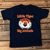 Aubie Little Tiger Big Attitude Tee