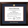 Legacy Diploma Frame with Gold Medallion