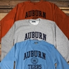 Sweatshirt Auburn Arch Over Seal Screenprint