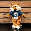 "8"" Aubie in Jersey"
