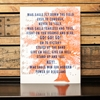 AU Fight Song Print