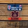 Perfect Cut Alumni Decal