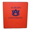 1 1/2 Inch Interlocking AU Orange Binder
