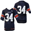 Youth #34 Replica Football Jersey