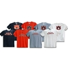 Under Armour War Eagle front with AU Interlock on Back Tech Tee