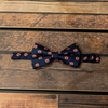 AU Interlock Pretied Bow Tie - Adjustable