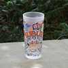 GLASS AUBURN CAMPUS COLLAGE 15 OZ FROSTED