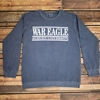 Denim Comfort Colors Bar Design Sweatshirt
