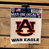 Decal, AU War Eagle