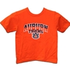 Auburn University Split Color Graphic Youth Tee