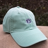 AU Interlock Unstructured Relaxed Twill Cap, Spearmint