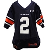 #2 Navy Youth Football Jersey
