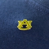 AU Small Gold Lapel Pin